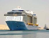 عبور 42 سفينة قناة السويس بحمولة 2.3  مليون طن