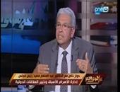"""عبد المنعم سعيد لـ""""خالد صلاح"""": ثورة يناير لم تفرز برنامجا جادا لتقدم الدولة"""