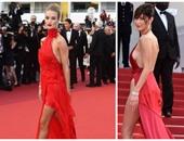 بالصور.. إبداعات دار أزياء Alexandre Vauthier على السجادة الحمراء لكان