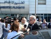بالفيديو والصور..رئيس الوزراء: لا نستبعد وجود عملية إرهابية فى حادث الطائرة المصرية
