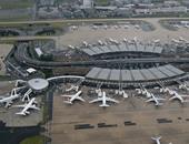 إخلاء مبنى فى مطار شارل ديجول بعد الاشتباه فى حقيبة