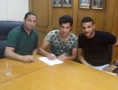 محمود حمادة يغادر معسكر الإنتاج بعد التوقيع لبيراميدز