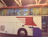 بالفيديو..مطار القاهرة يستقبل 243 سائحًا أمريكيًا لزيارة المعالم التاريخية بمصر