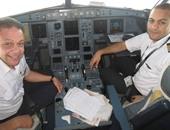 ابن عم قائد الطائرة المنكوبة: مراسلة cnn حضرت العزاء واعتذرت لوالد الشهيد