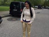 صافيناز تنشر صور جديدة لها من ألمانيا