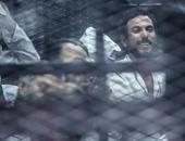 بدء نظر استئناف متظاهرى 25 أبريل على حكم حبسهم عامين