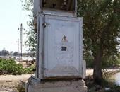 صحافة المواطن: بالصور.. أعمدة كهرباء بدون غطاء فى الشرقية تهدد حياة المواطنين