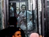 """بدء أولى جلسات نظر استئناف النيابة على براءة """"متظاهرى 25 أبريل"""""""