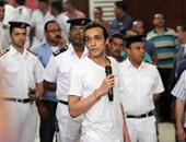 """تأجيل محاكمة بديع و738 متهما فى أحداث """"فض اعتصام رابعة"""" لـ 31 مايو"""