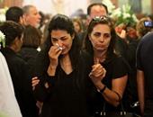 مديرية أمن الغربية تقيم عزاء لأسر ضحايا الطائرة المنكوبة