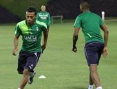 محمد عبد الشافى يعود لتدريبات الأهلى بعد غياب 27 يوماً