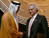 بالصور.. تكريم الفائزين بجوائز الشيخ زايد للكتاب بمعرض أبو ظبى