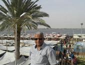 بالصور.. شواطئ الإسماعيلية تستقبل آلاف الزائرين.. وشم النسيم خالٍ من التحرش والغرقى
