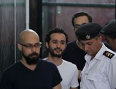 تأجيل دعوى إلغاء قرار حبس أحمد دومة إنفرادياً لـ 24 أبريل
