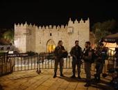 إصابة شاب فلسطينى برصاص الاحتلال الإسرائيلى فى باب الزاوية بمدينة الخليل