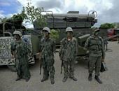 وزير الدفاع الفنزويلى يعترف باستهداف قاعدة عسكرية وسط البلاد