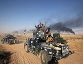 القوات العراقية تقتل 66 عنصرا من داعش غربى الموصل
