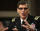 قائد القيادة المركزية الأمريكية: نتمنى نجاح العملية الشاملة سيناء 2018