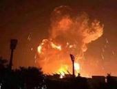 قصف جوى وبرى لمواقع داعش وأنباء عن انسحاب التنظيم من المنطقة الشرقية