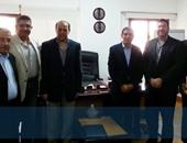 توقيع اتفاقية بين المعهد القومى للإدارة ومؤسسة الرخصة الدولية لقيادة الأعمال