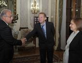 رئيس جمعية الصداقة البرلمانية الفرنسية: العلاقات بين البلدين تشهد تطورا