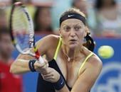 كفيتوفا خارج تصنيف التنس هذا الأسبوع