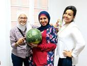 ريهام السنباطى تطلق حملة تصوير فوتوغرافى للتوعية من السرطان