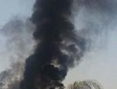 تصاعد أدخنة من أحد المولات التجارية بالإسكندرية والحماية المدنية تسيطر