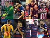 بالفيديو.. أفضل 10 مباريات لبرشلونة فى موسم الثنائية