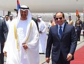 الرئيس السيسي يرحب بانضمام دولة الإمارات لمنتدى غاز شرق المتوسط كمراقب