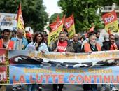 بالصور..اخبار فرنسا .. كونفدرالية العمل تتصدر الاحتجاجات فى فرنسا