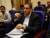 محمد أبو حامد منتقدا عدم مصافحة إسلام الشهابى للاعب الإسرائيلى: كفى مزايدات