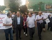 """بالصور..""""المصريين الأحرار"""" يعلن مشاركته بمسيرة تأبين ضحايا الطائرة المصرية"""