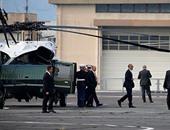 بالصور.. أوباما يصل هيروشيما اليابانية فى أول زيارة من نوعها لرئيس أمريكى