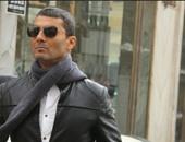 """خالد النبوى ينشر صورة جديدة من مسلسله الرمضانى """"سبع أرواح"""""""