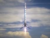 بالفيديو.. البث الحى لأول صاروخ تطلقه SpaceX بعد انفجار سبتمبر