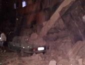 بالصور.. تفاصيل تفجير منزل ضابط شرطة بالعريش
