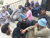 صحافة المواطن: أهالى قرية الخاشعات بكفر الشيخ يحتجون بسبب نقص مياه الرى