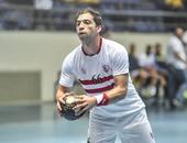 أحمد الأحمر: لاعبى الزمالك تعاهدوا على الفوز  أمام الأهلى والتتويج بدورى اليد