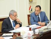 وزير الإسكان يشدد على وضع برنامج مكثف لتوصيل المرافق  للأراضى الصناعية