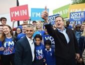 """الإندبندنت: كاميرون يصف عمدة لندن بالـ""""مسلم الفخور"""" بعد حملات الهجوم عليه"""