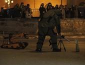 خبراء المفرقعات يمشطون المواقع الحيوية بالتزامن مع احتفالات ثورة يناير