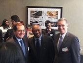 """وزير البترول يشارك فى اجتماعات منظمة مدن الطاقة العالمية بـ""""هيوستن"""" بأمريكا"""
