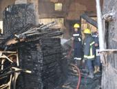 السيطرة على حريق بشقة سكنية فى حلوان