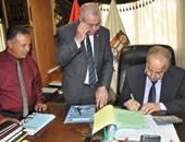 محافظ الوادى الجديد: إنشاء 42 مدرسة.. ويؤكد: المحافظة بوابة مصر للتنمية