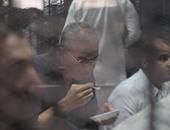 """عصام سلطان يتناول """"أرز بلبن"""" وبديع يشرب """"شاى"""" قبل نظر """"فض اعتصام رابعة"""""""