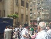 السجن 5 سنوات لـ 115 متهما بقضية تظاهرات 25 أبريل بالدقى والعجوزة