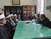 """""""البحوث الإسلامية"""" ينعى شهداء الواجب.. يؤكد:لن يفلت الإرهابيون من عقاب الله"""