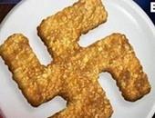 وجبة دجاج على شكل رمز النازية تتسبب فى التحقيق مع منتج تلفزيونى