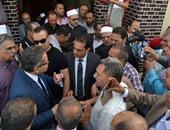 """أهالى فوه لـ""""وزير الآثار"""": منازلنا آيلة للسقوط بسبب عمليات التنقيب"""
